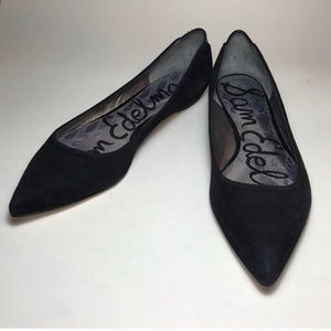 Sam Edelman Colleen Pointy Toe Flat Size 7